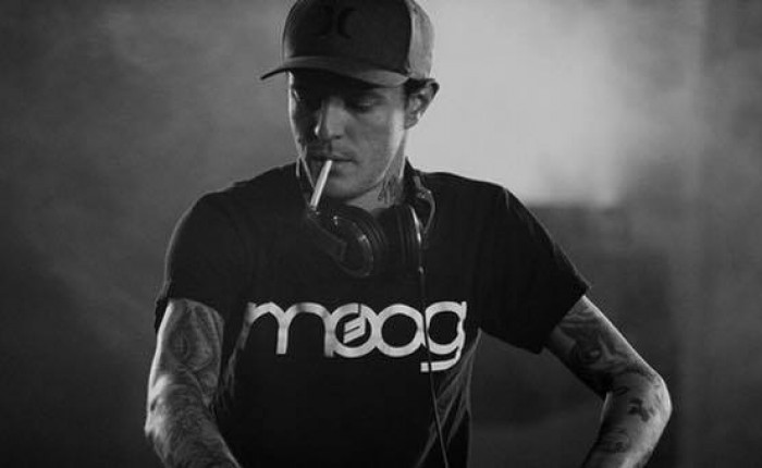 """We were treated with a """"techmau5"""" set for his last residency show on BBC Radio 1!"""