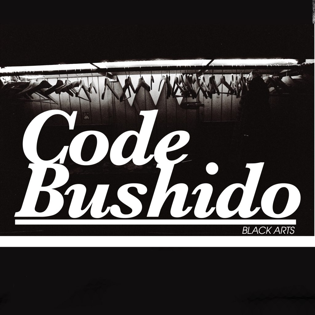 Techno Album - Code Bushido - Black Arts