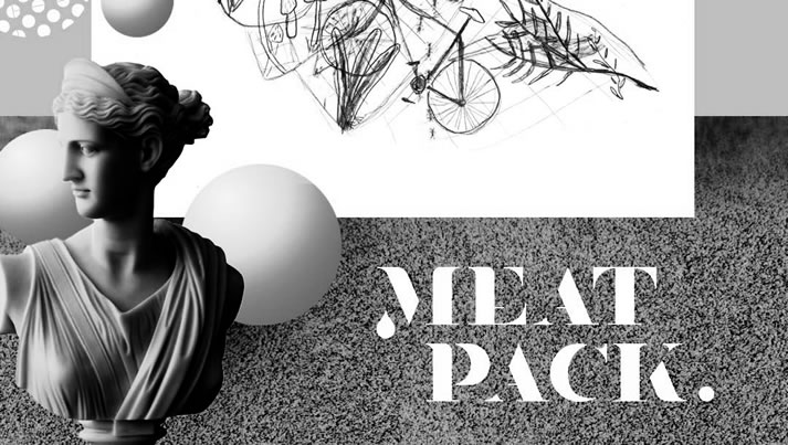 Antwerp's new hotspot 'Meatpack' will open this weekend.
