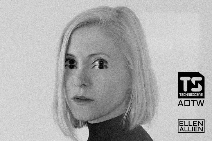 Techno Artist Of The Week – Ellen Allien