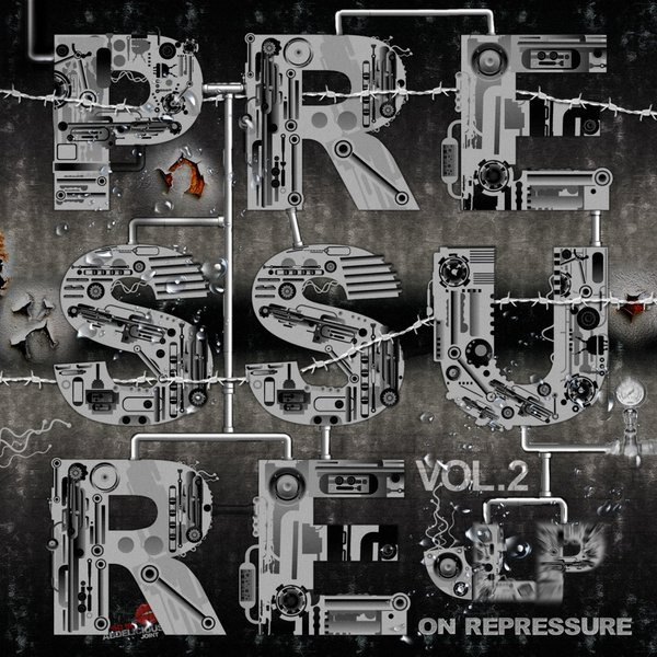 Pressure on Repressure VOL.2 – Various Artists Compilation