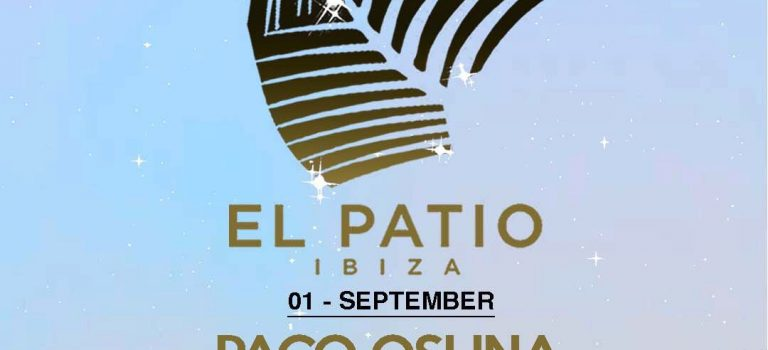 Music On – El Patio Ibiza – Recommended Gig