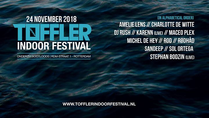Toffler Indoor Festival 2018 // SOLD OUT