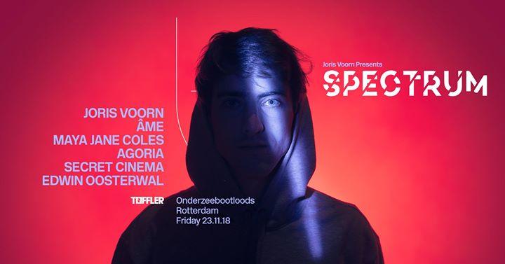 Toffler x Joris Voorn Presents Spectrum