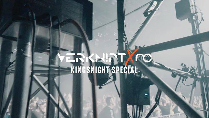 Verknipt x Nachtcollege – Kingsnight Special