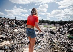 BLOND:ISH visits Tulum's Rubbish Dump – NEWS