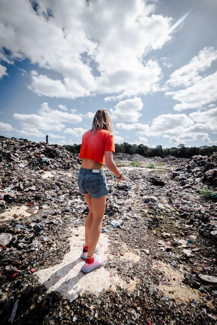 BLOND:ISH visits Tulum's Rubbish Dump – NEWS