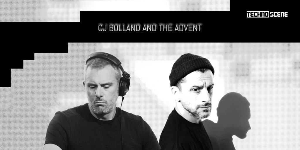 CJ Bolland and The Advent