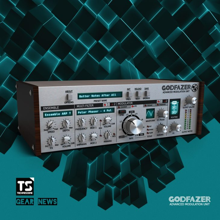 Godfazer by D16 – Gear News
