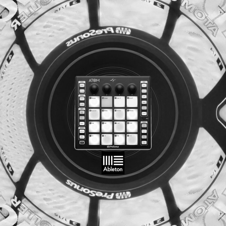 PreSonus ATOM and Ableton Live Form World-Class Performance Setup – Gear News