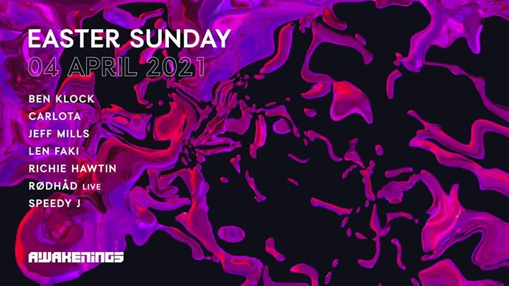 Awakenings Easter Sunday (SOLD OUT)