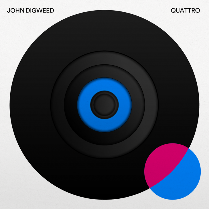 JOHN DIGWEED DELIVERS QUATTRO – RECOMMENDED TECHNO