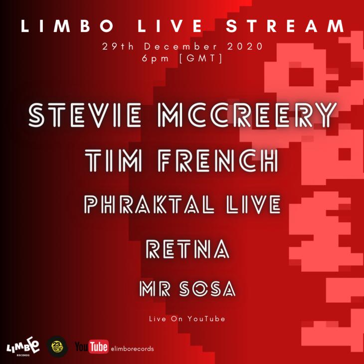 LIMBO LIVE STREAM 3.0